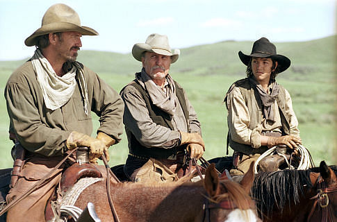 Image result for kevin costner open range