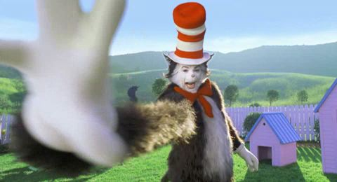 groucho reviews dr seuss the cat in the hat
