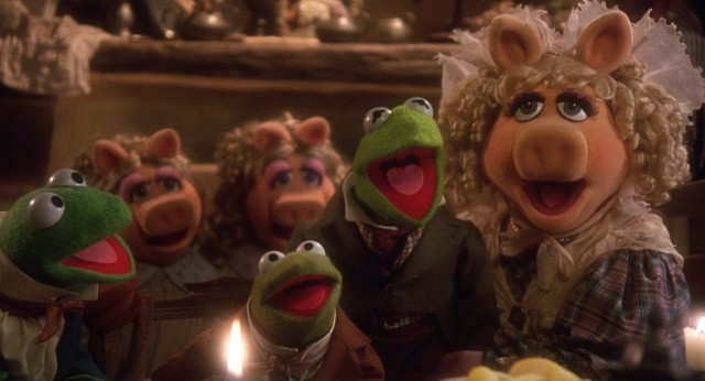 The Muppet Christmas Carol.Groucho Reviews The Muppet Christmas Carol