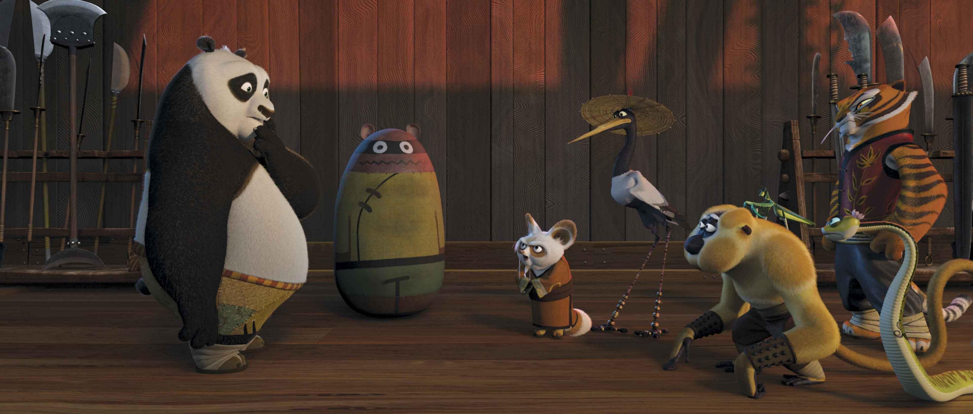 groucho reviews: kung fu panda