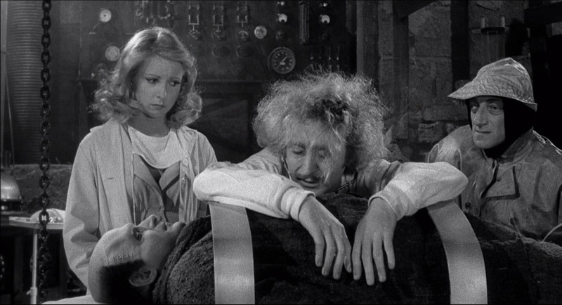 Groucho Reviews Young Frankenstein