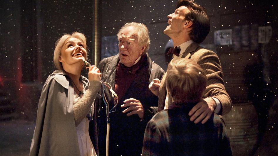 Dr Who Christmas Carol.Groucho Reviews Doctor Who A Christmas Carol