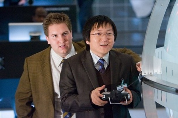 Groucho Reviews Interview Masi Oka Nate Torrence Get Smart Get Smart S Bruce And Lloyd Out Of Control 6 25 08 Nate torrence was born on december 1, 1977 in canton, ohio, usa as nathan andrew torrence. http grouchoreviews com interviews 252